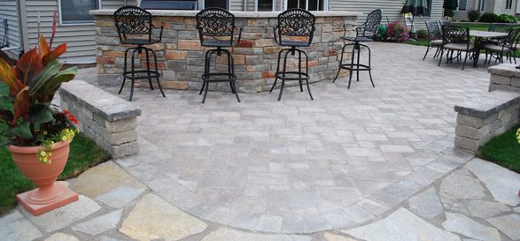 Patio Sealing & Patio Repair